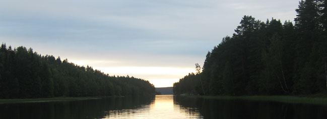Presentatie foto landschap