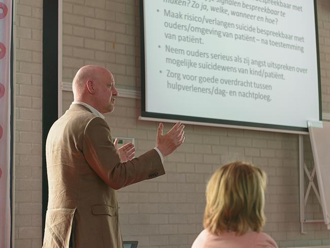 Presentatie Willem